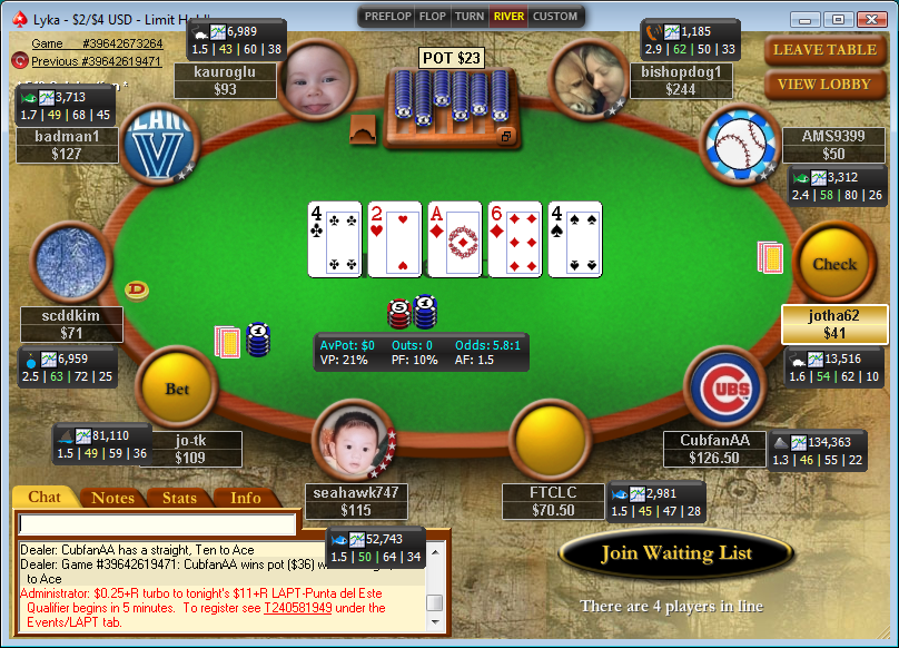 Poker Edge Download