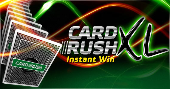 PartyPoker Card Rush