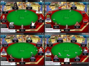Multi Table Poker
